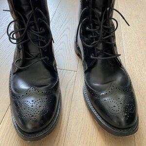 Allen Edmonds Dalton Wingtip Shoes Sz 12D
